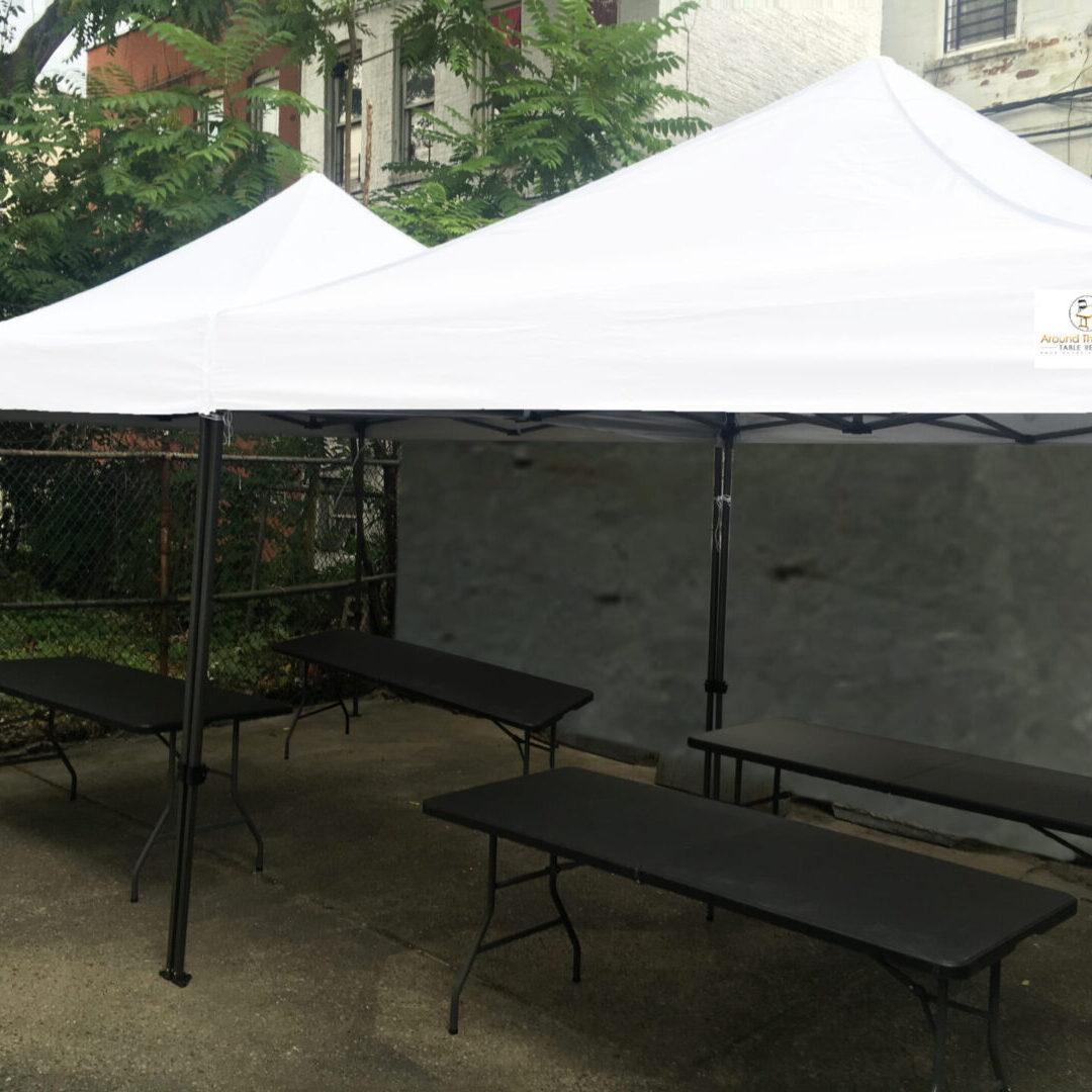 Pop-Up Tent Rental In New York.